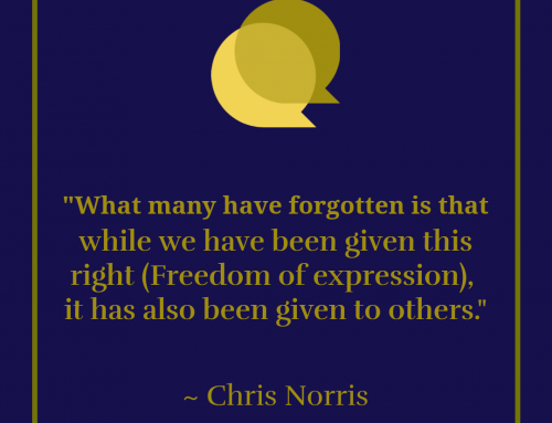 This freedom (of expression) is constantly challenged in a minefield of sensitivities and opposing viewpoints.