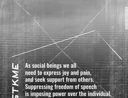 """""""Lack of freedom of speech creates a closed mind, built up anger, bigotry and self imposed doubt"""" ~ Halina"""